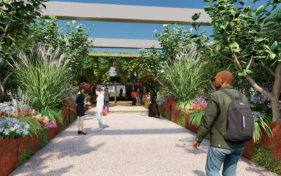 Project announced to transform Castlefield viaduct into a green oasis above the city